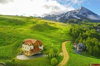 67  Cinnamon Mountain Road Mt. Crested Butte, CO 81225