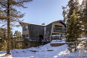827  Nevermore Lane Evergreen, CO 80439