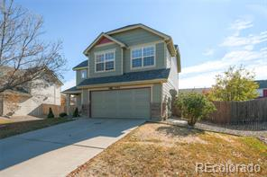 1284 N Stratton Avenue Castle Rock, CO 80104
