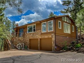 6026 S Pike Drive Larkspur, CO 80118