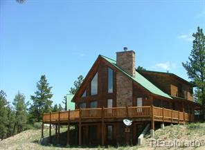 1570  Quanah Road Westcliffe, CO 81252