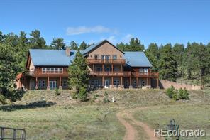 750  Old Kathleen Trail Guffey, CO 80820