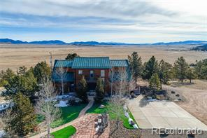 1101  Co Road 439 Hartsel, CO 80449
