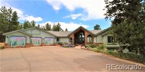 506  Mills Ranch Road Woodland Park, CO 80863