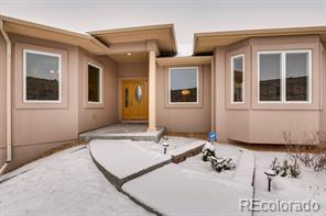 5198  Country Club Drive Larkspur, CO 80118