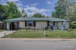 1659 S Dudley Court Lakewood, CO 80232