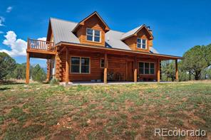 1252  Commanche Road Westcliffe, CO 81252