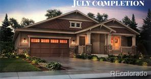 15957  Red Bud Drive Parker, CO 80134