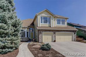 2911  Clairton Drive Highlands Ranch, CO 80126