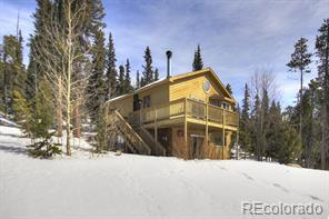 3371 S Nugget Road Fairplay, CO 80440