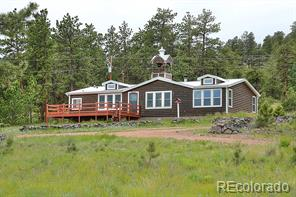 4502  County Road 102 Guffey, CO 80820