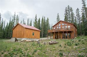 765  Mountain View Drive Fairplay, CO 80440