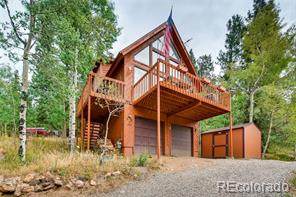 31562  Pike View Drive Conifer, CO 80433