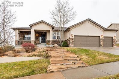 752  Coyote Willow Drive Colorado Springs, CO 80921