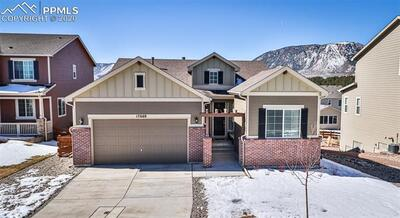 17668  Lake Overlook Court Monument, CO 80132
