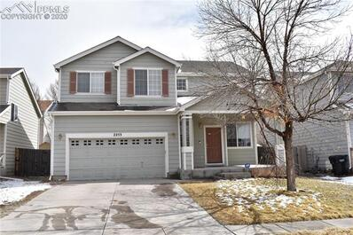 2253  Sage Grouse Lane Colorado Springs, CO 80951