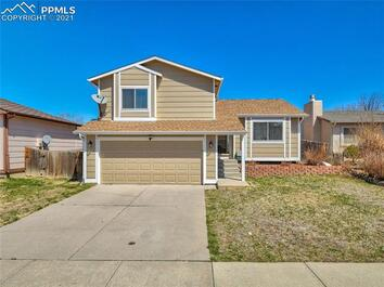 7660  Montarbor Drive Colorado Springs, CO 80918