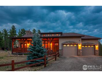 440  Grizzly Drive Ward, CO 80481
